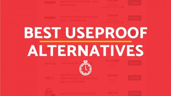 Best UseProof Social Proof Alternatives