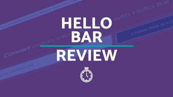 Hello Bar Reviews and Alternatives