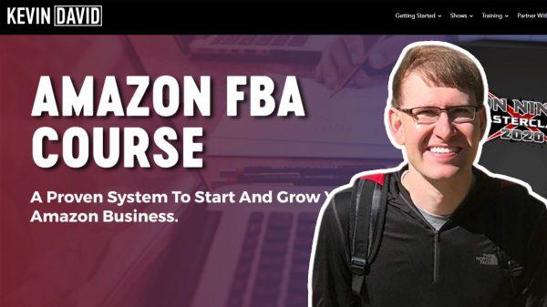 Kevin David's Amazon FBA Ninja Masterclass Review: Worth It?